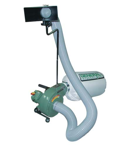 General Portable Dust Collector 1HP (10-050 M1)