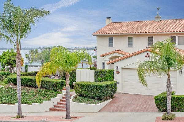 San Diego  California Vacation Rental   Ocean Bay View Retreat. San Diego Property Management  San Diego Property Manager  San