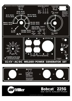 miller bobcat 225 parts breakdown related keywords bobcat 225 parts diagram bobcat loader parts diagram