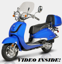 Best 150cc Scooter on the Market! - NEW ARRIVAL!