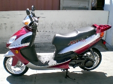 Most Affordable 150cc Gas Scooter Online - FREE SHIPPING!